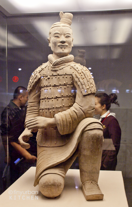 Terra Cotta Warriors Xian Lucky Soldier