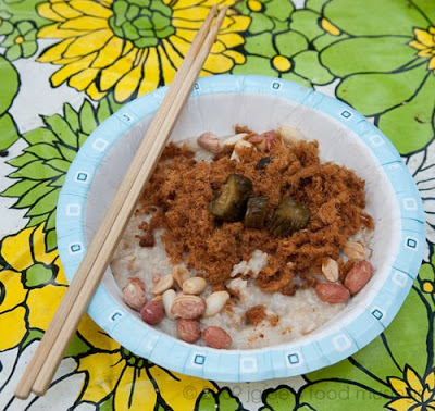 Oatmeal Jook – Camping Style
