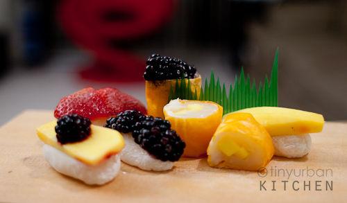 Mochi Sushi Part I (Nigiri)