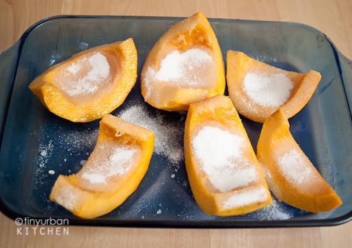 Sugar on Sugar pumpkin!