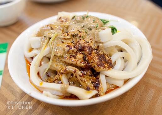 Xi'an noodles
