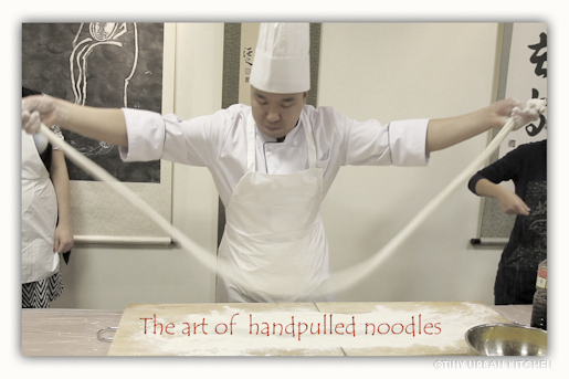 The Art of Hand Pulled Noodles – Noodle making class in Beijing, China
