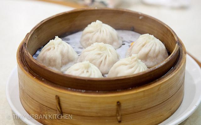 Ding Tai Fung Toronto Soup Dumplings