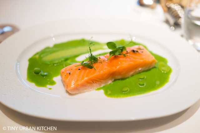 Le Bernardin lunch