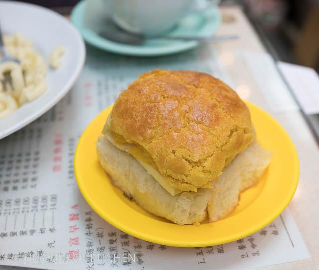 Kam Fung Bakery Wan Chai
