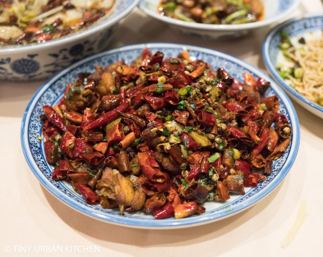 Sijie Sichuan Restaurant: Chongxing Deep Fried Hot Chicken