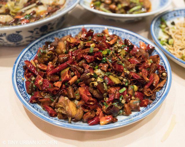 Sijie Sichuan Restaurant: Chongxing Deep Fried Hot Chicken