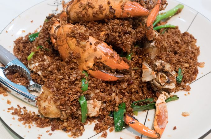 Hee Kee Fried Crab Experts – Hee Kee Typhoon Shelter Fried Crab