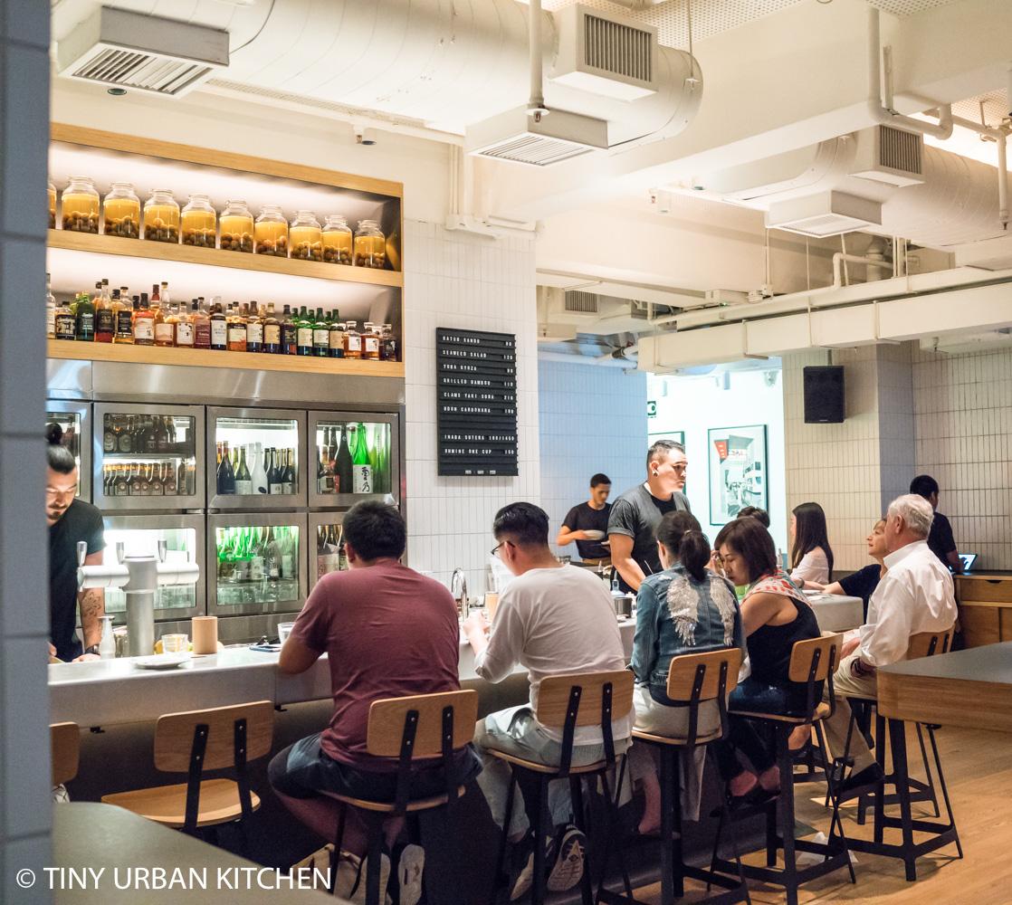 Chinese Kitchen Concord Ca: Tiny Urban Kitchen